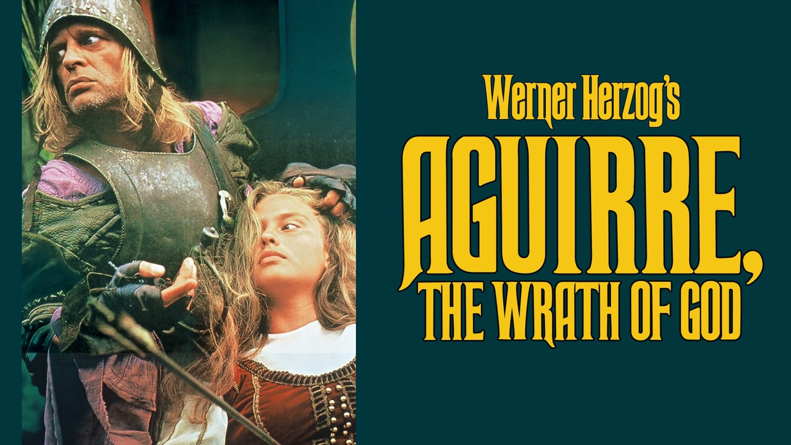 Aguirre, the Wrath of God - Aguirre, der Zorn Gottes